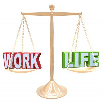 Balance. Work-life-balance