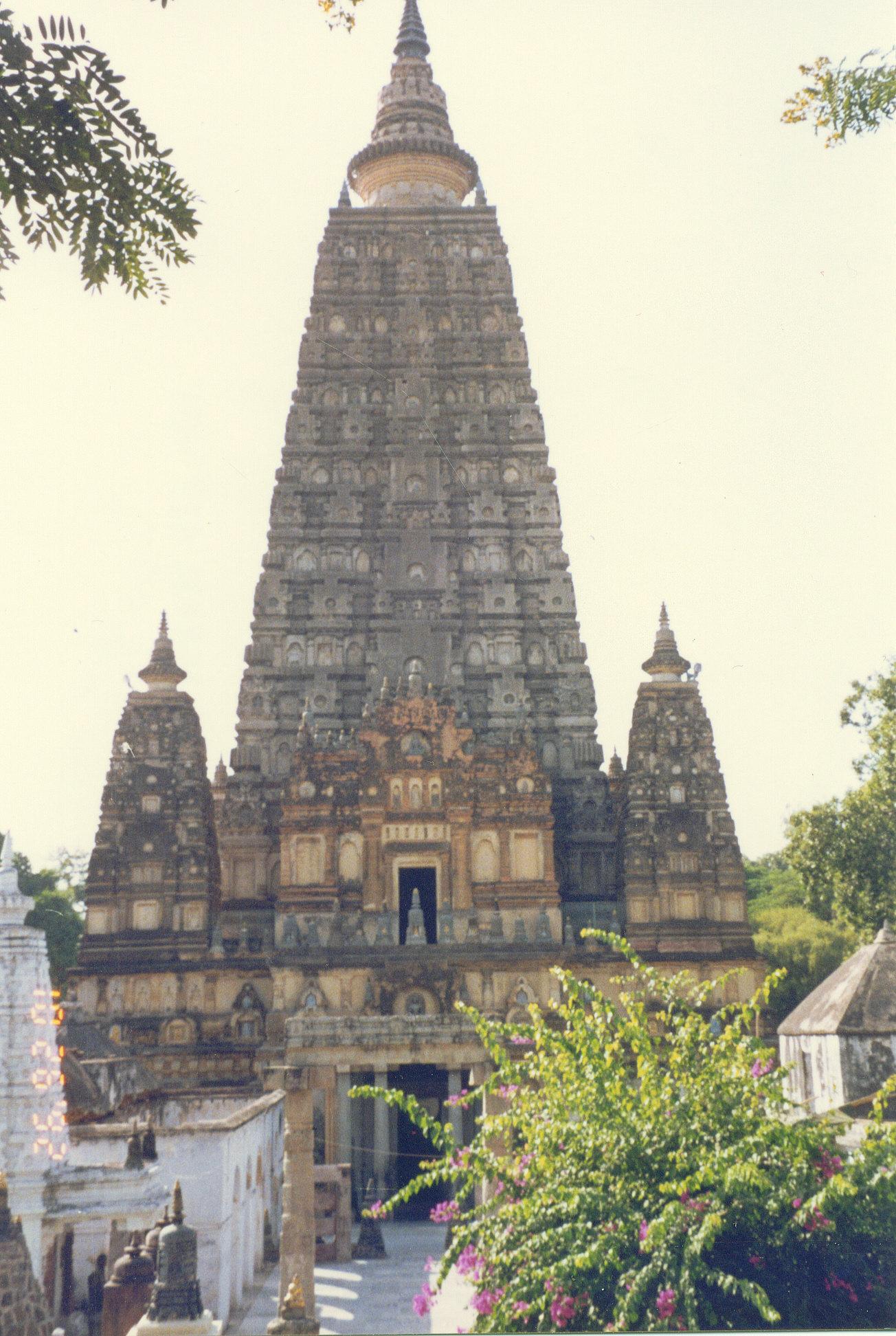 Mahabodhi Temple, Bodh Gaya